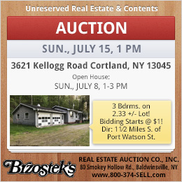 Brzostek's Real Estate Auction Co. Inc.