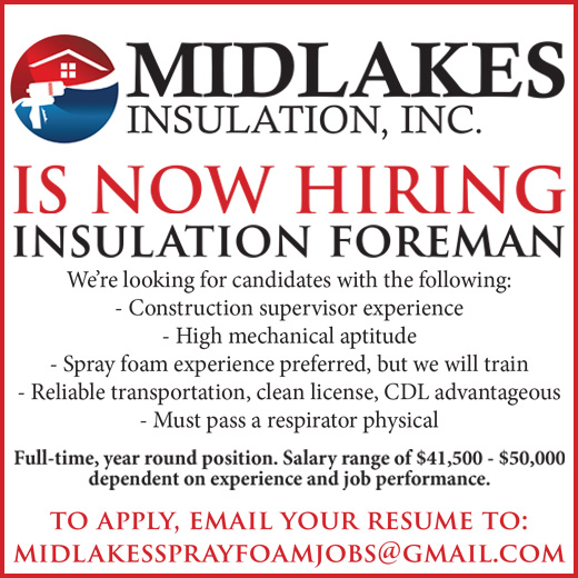 Midlakes Insulation