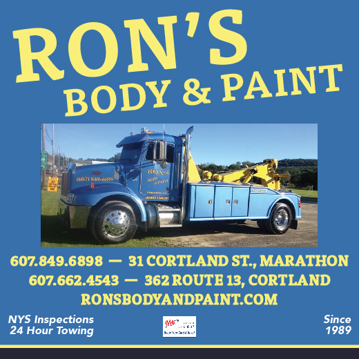 Ron's Body & Paint