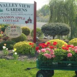 Valley View Gardens & The Cinnamon Apple Gift Cottage