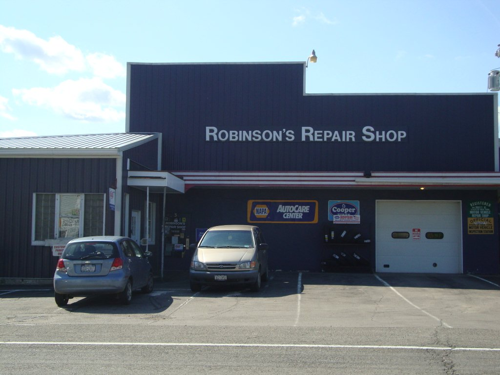 Robinson's Repair Shop