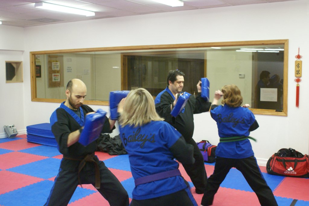 Bailey's Karate