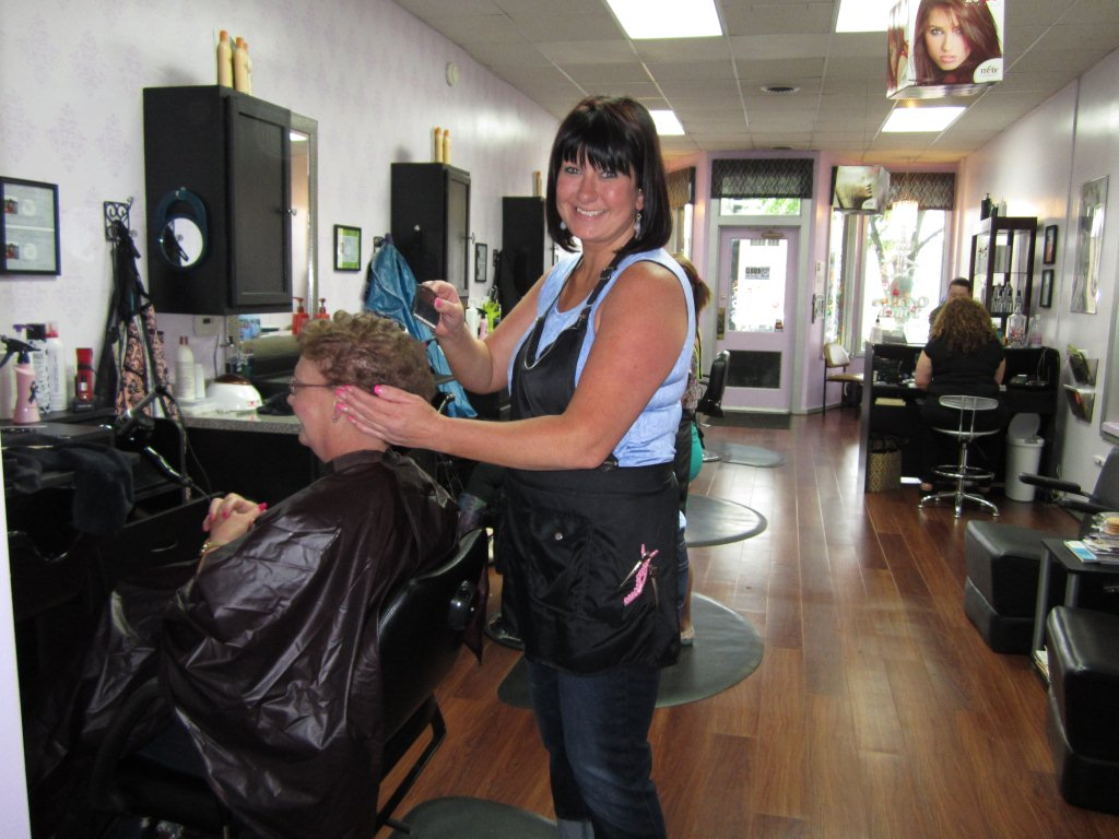 Creative touch hair nail salon under new ownership the for A touch of beauty salon