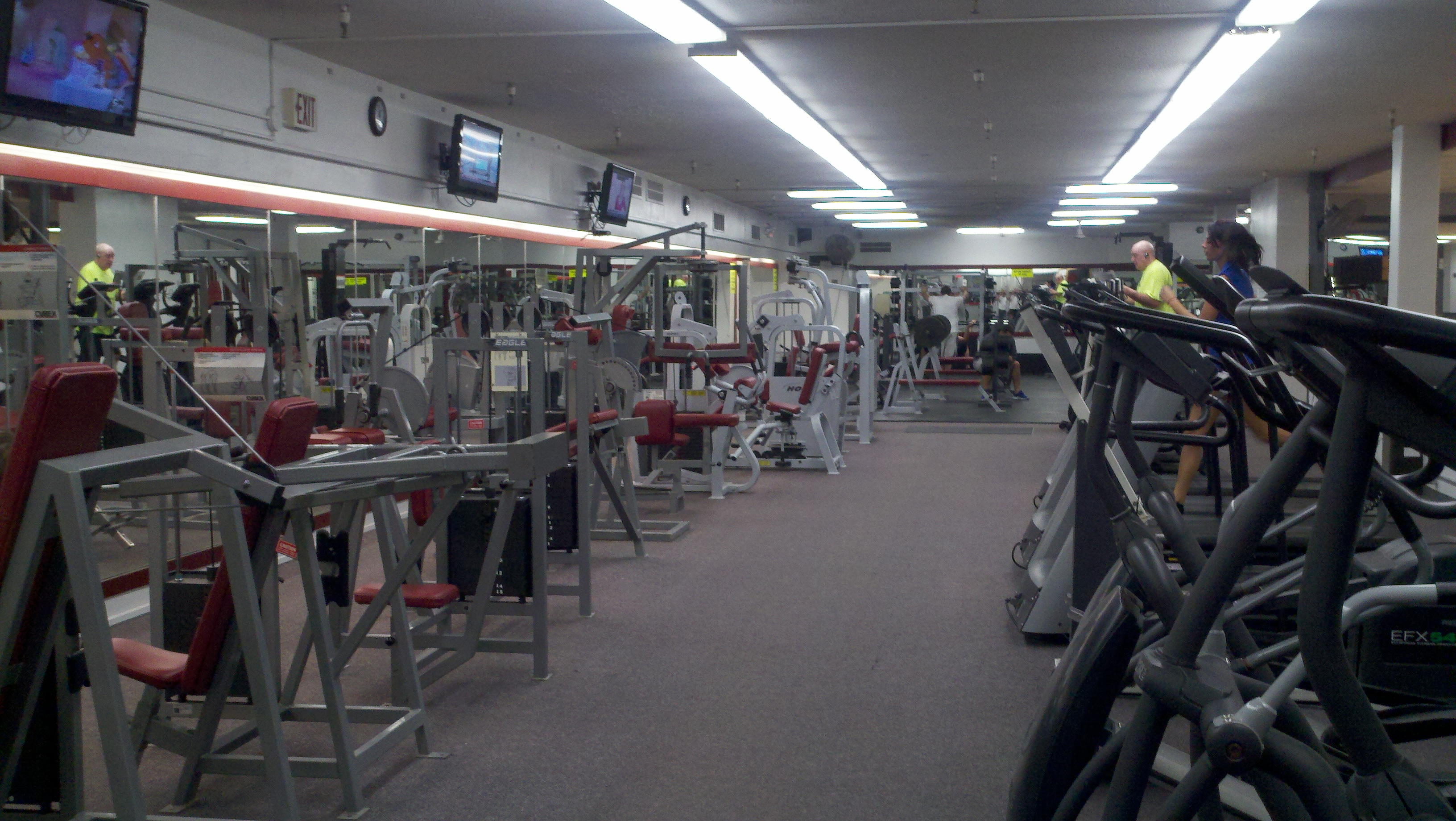 Cortland Fitness Center