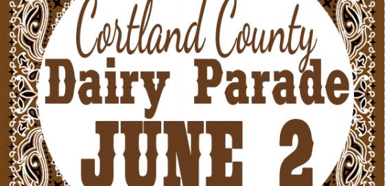 Cortland County Dairy Parade