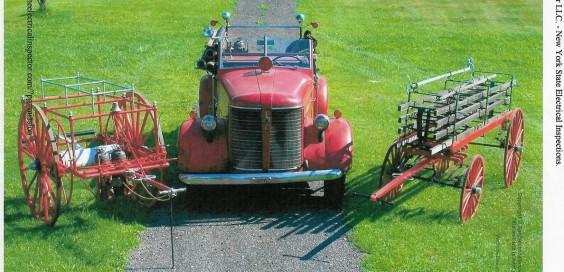 Fire Apparatus, Car, Truck & Bike Show