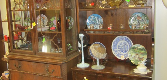 Antiques on James St.