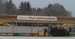 Nightingale's Tully Lakes Hardware