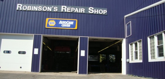 Robinson's Repair Shop - A High Standard of Automotive ...