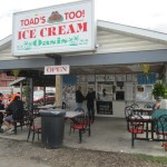 Toad's Too Ice Cream Oasis
