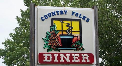 Country Folk's Diner