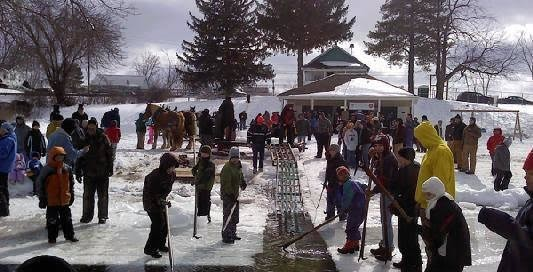 Tully Ice Harvest