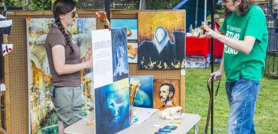 Arts & Wine Festival
