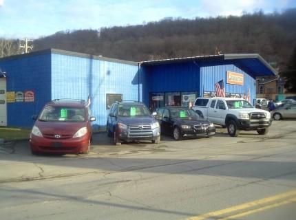 Willcox Service & Tires Center