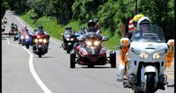 Vietnam Veterans Memorial Highway of Valor Tribute Ride