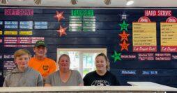 The Station Creamery Ice Cream Shop